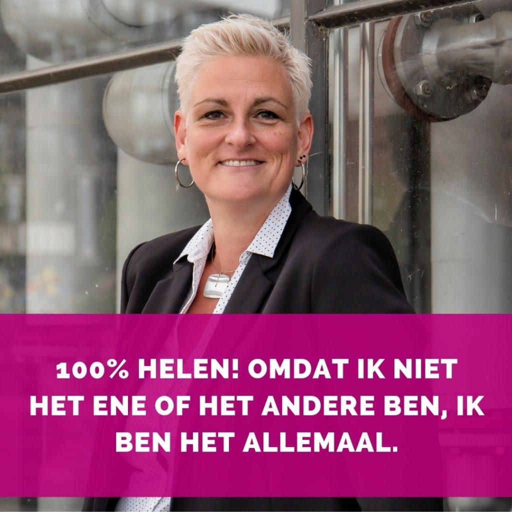 100% Helen - Blog HelenHelpt