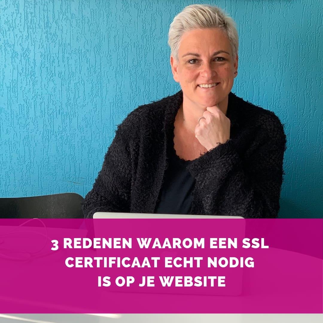 Helen achter macbook - HelenHelpt