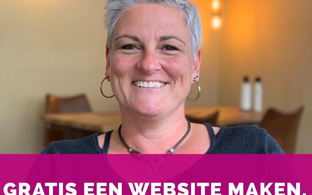 Gratis een website maken. Ideaal … of toch niet?